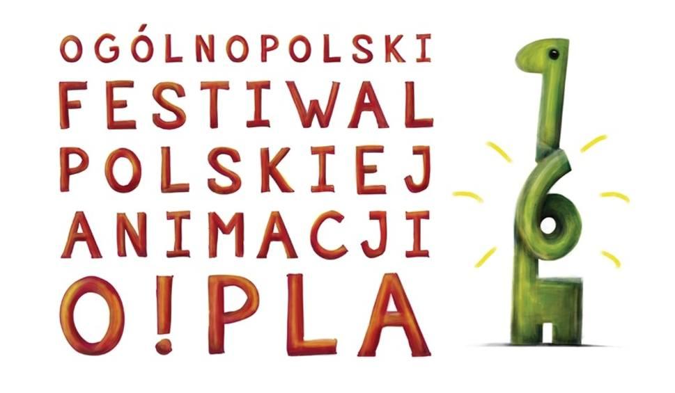 Plakat festiwalu O!PLA
