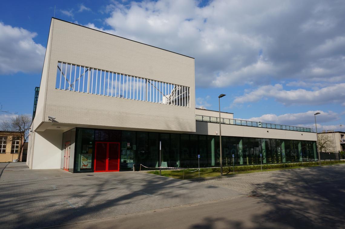 """Centrum Kulturalno-Sportowe """"Łabędź"""""""