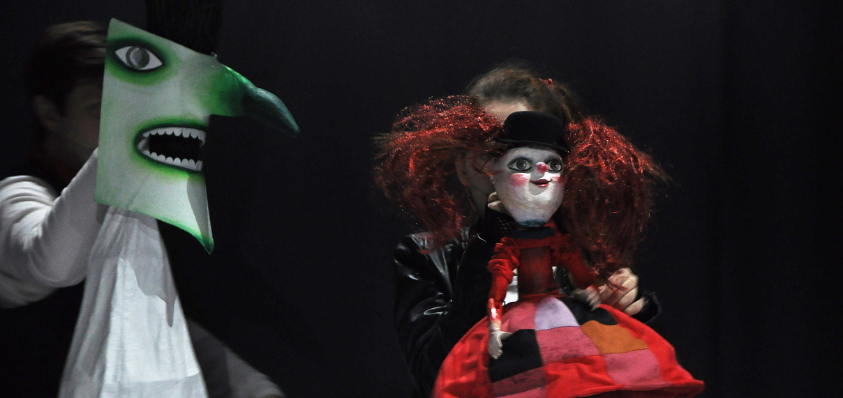 Malutka Czarownica spektakl lalkowy