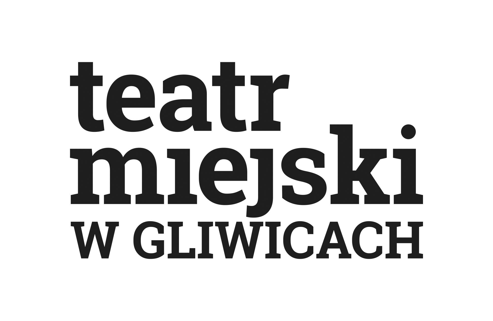 Teatr Miejski w Gliwicach_logo