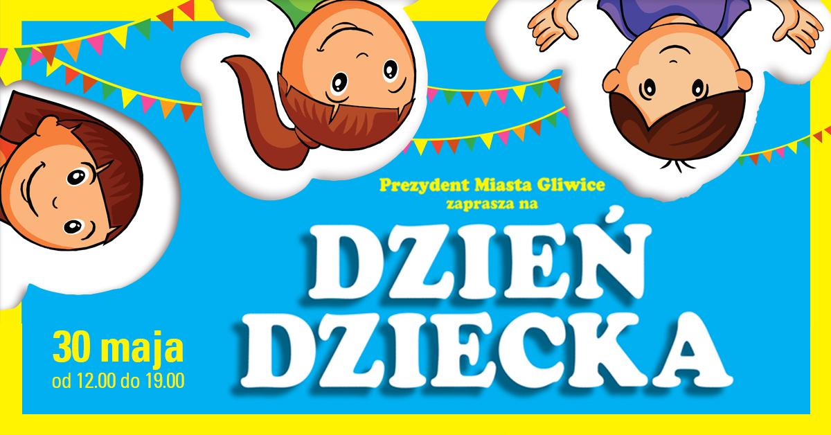 banner z nazwą i datą imprezy
