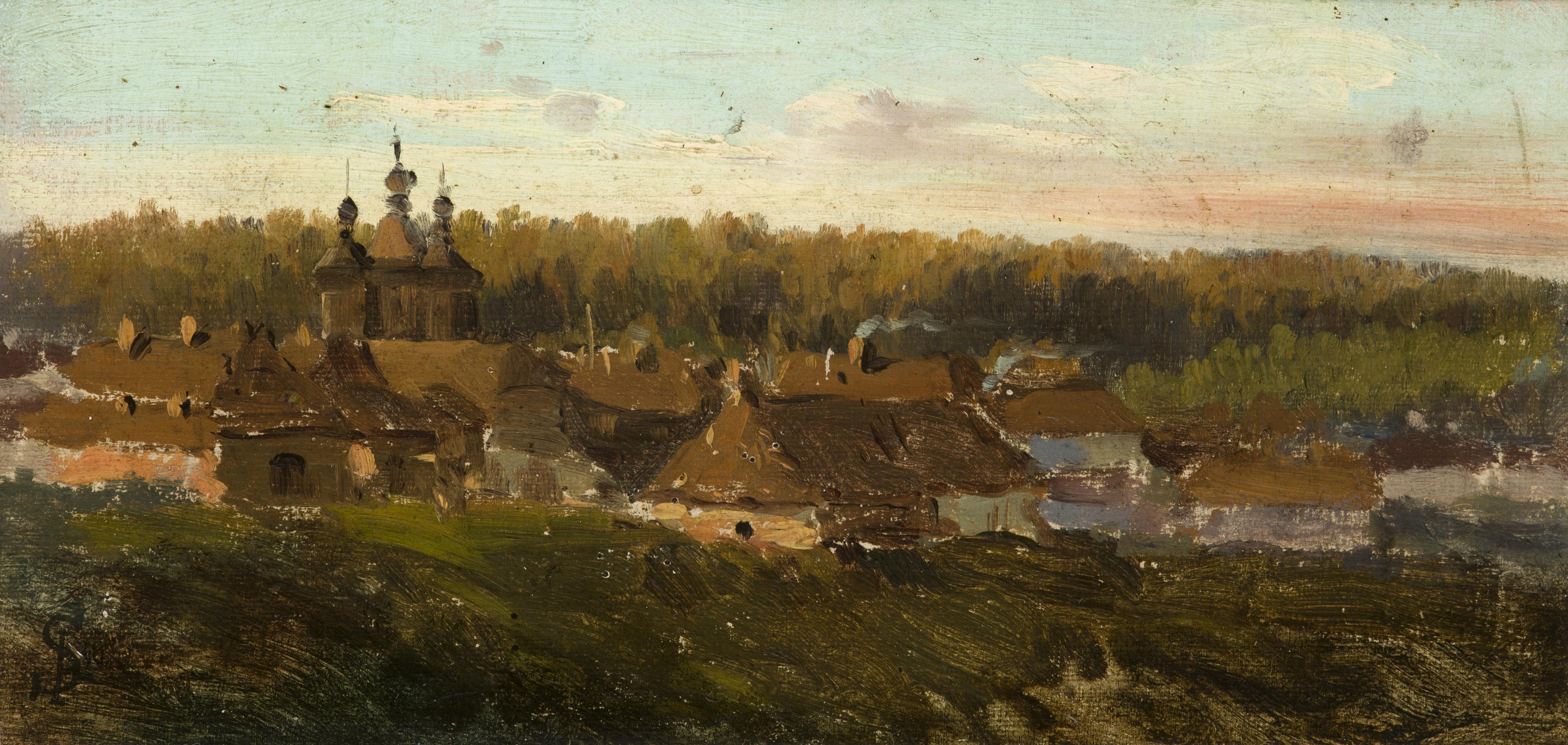 obraz Szermentowskiego